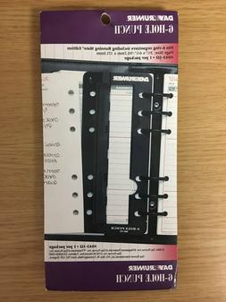 6 hole punch for 334 x 634