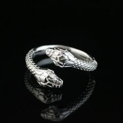925 Solid Sterling Silver Plated Women/Men NEW Fashion Ring