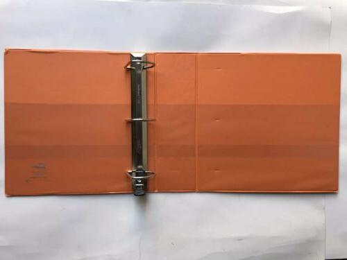 """Avery 3"""" Heavy View Ring Binder One Touch Holds8.5"""""""