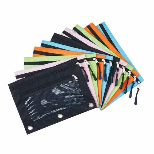 3 Pencil Pouch Pencil with
