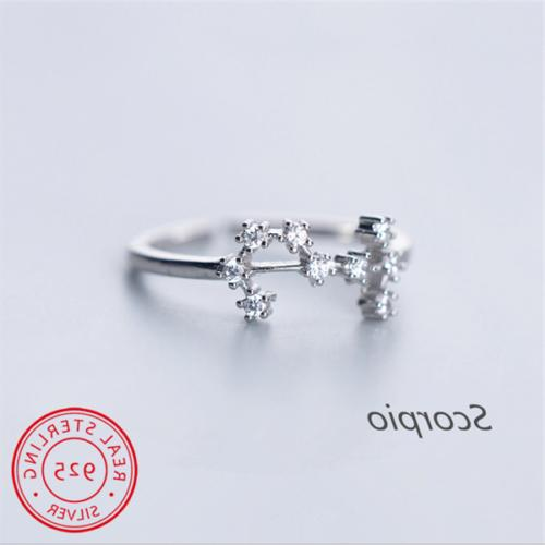 925 Constellation Rings Ring Jewelry