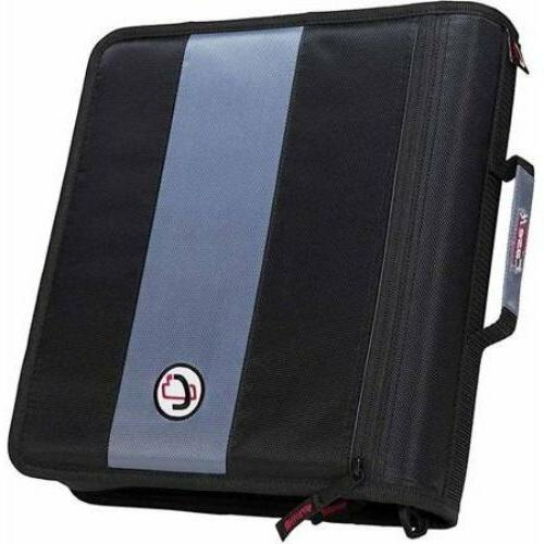 Case-it The Classic Binder 3 Rings W-221 Black