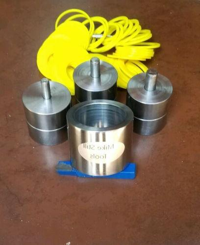 cylinder coin ring tools center punch 1