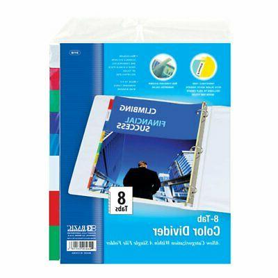 Dividers For Binder, Bazic Tab