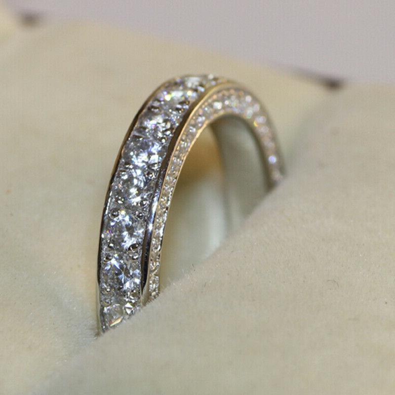 Gorgeous 925 Silver Rings for Women Rings Size 6-10