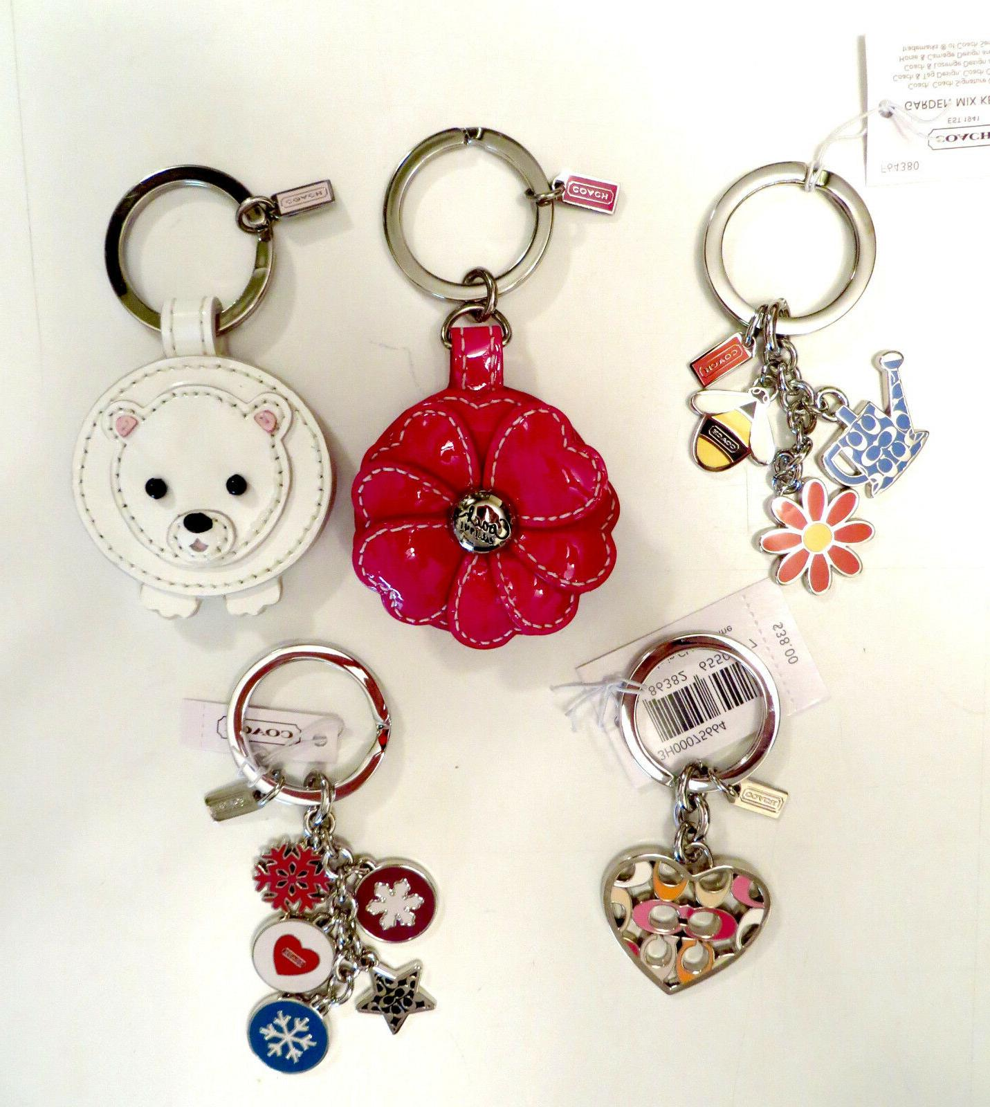 key ring chain fob your choice of
