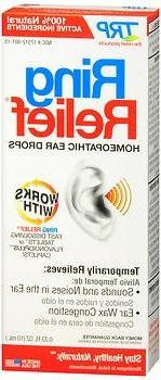 Ring Relief Ear Drops Size .33z Ring Relief Ear Drops .33z