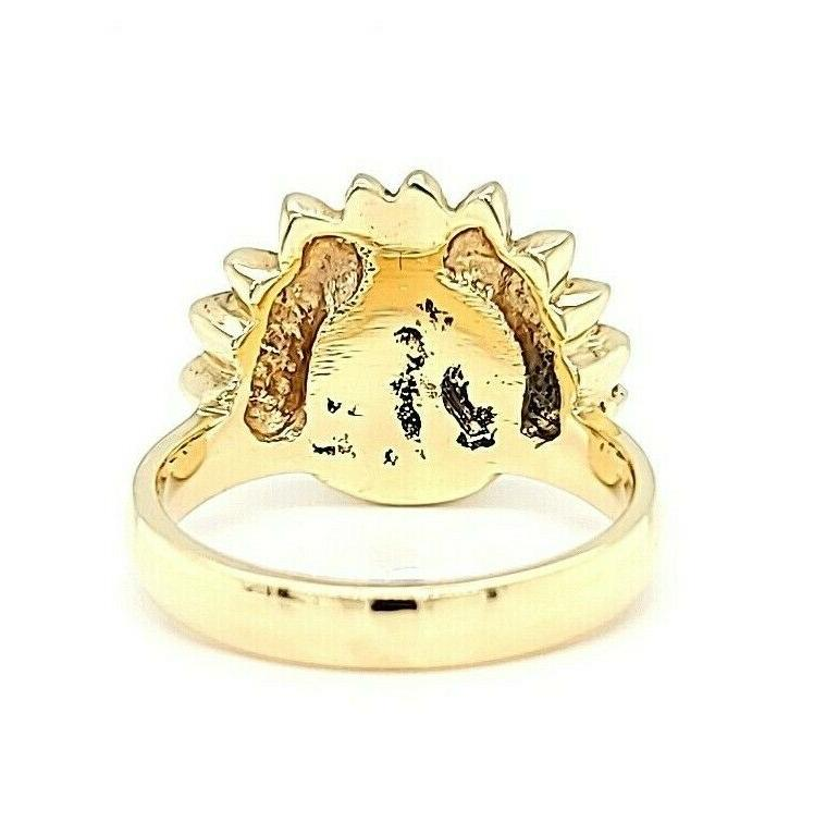 SEE 14k Gold Fine Inlay