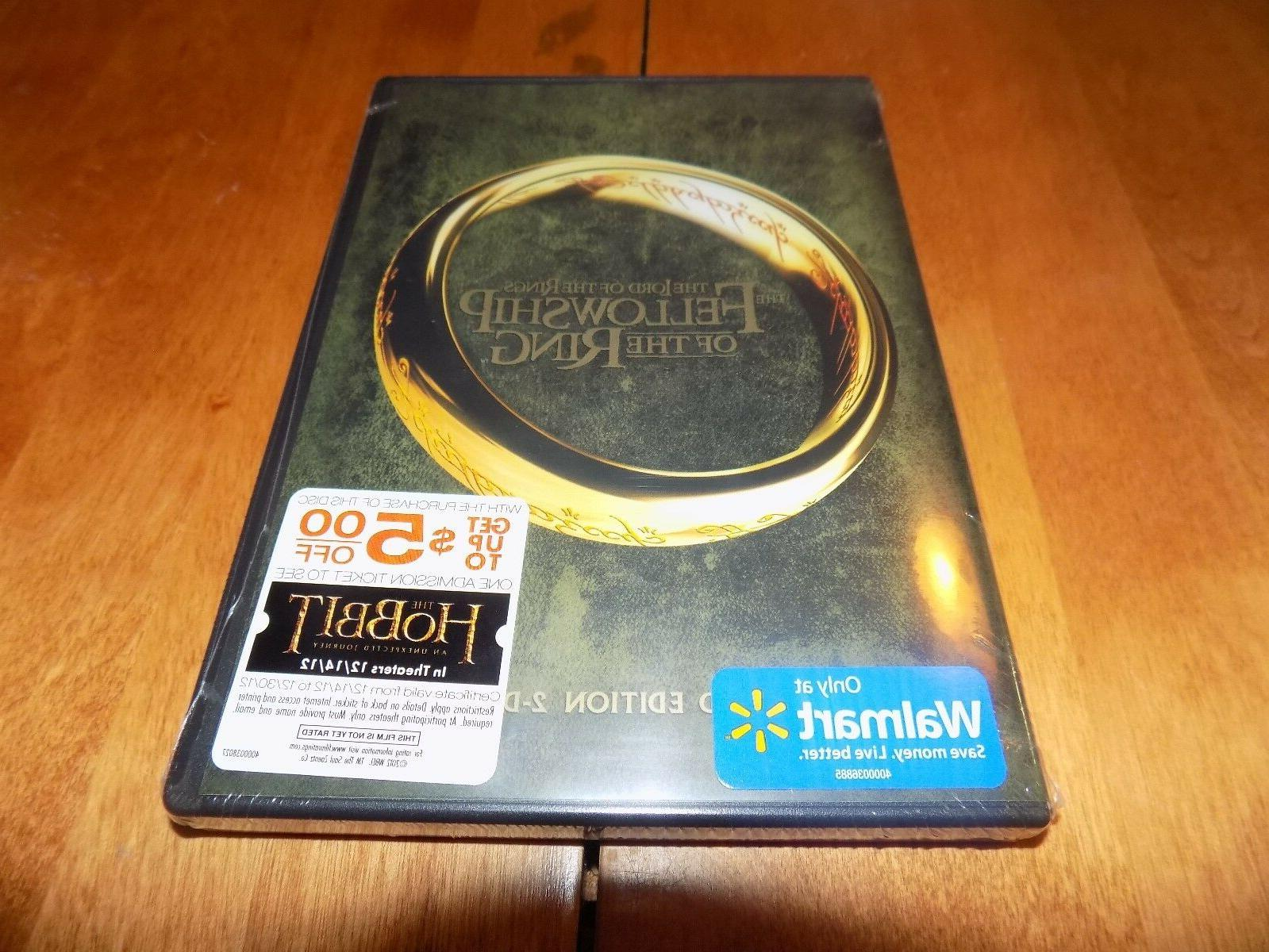 The Lord of the Rings: Fellowship of the Ring  New SEALED