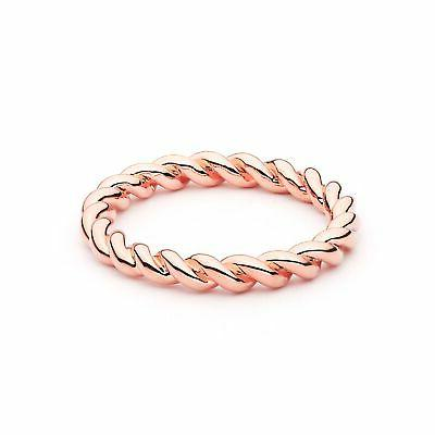 twist rope stackable ring 5 sizes myjs