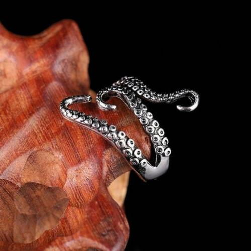 Punk Men Open Adjustable Jewelry Party Father Gift