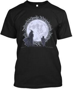 Lord Of The Rings Hanes Tagless Tee T-Shirt