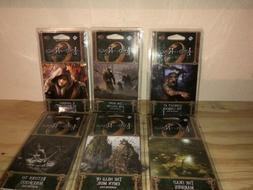 Lord Of The Rings LCG Shadows Of Mirkwood Complete Cycle NIS