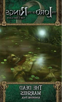 Lord of the Rings - The Dead Marshes Adventure Pack LCG Seal