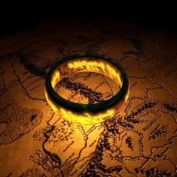Lord of the Rings The One Ring Lort Stainless Steel Bilbo's