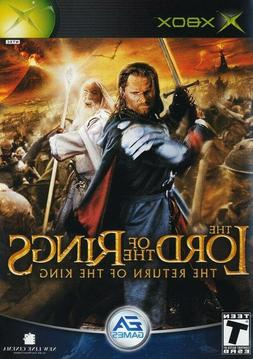 LORD OF THE RINGS THE RETURN OF THE KING Game Boy Advance 20