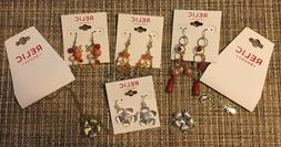 NEW RELIC by FOSSIL Necklace and Earring Package Lot - Retai