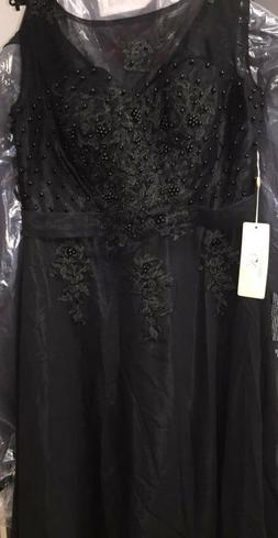 Plus Size Grace Karin Chiffon Ball Gown Evening Prom Party D