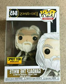 Funko Pop! Movies Lord of the Rings Gandalf the White #845 H