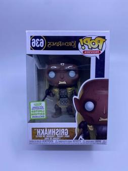 Funko Pop! Movies LOTR 636 Grishnakh 2019 Lord of the Rings