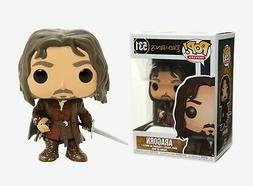 Funko Pop Movies: The Lord of the Rings - Aragorn Vinyl Figu