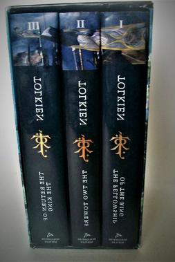 The Lord of the Rings: Hardcover Box Set excellent conditi