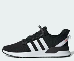 Adidas U Path Run Black D Ring Shoelace Type Authentic Shoes