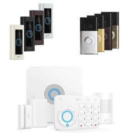 video doorbell or security system choice of